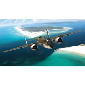 Severno Ameriški Bombnik B25C/D Mitchell
