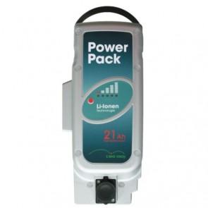 E-Bike Power Pack SR 26V / 21Ah (524Wh) - Panasonic 26V sedež 21Ah (524Wh)
