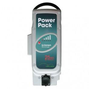 E-Bike Power Pack SR 26V / 25Ah (625Wh) - Panasonic 26V sedež 25Ah (625Wh)
