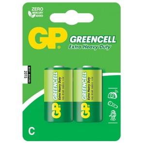 Greencell C GP baterija 14G (R14P) - 2 kosa