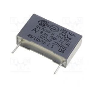 Poliesterski kondenzator x2 2.3 uf