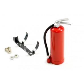 Gasilni aparat z nosilcem