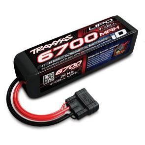 Baterija Traxxas - 14.8V - 6700mAh LiPo ID konektor
