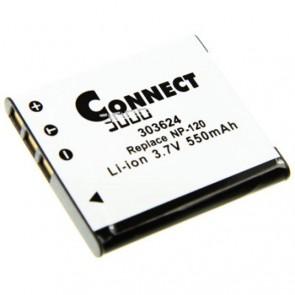 za Casio NP-120 - NP-120 kompatibilno