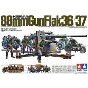 Nemški 88mm Flak top