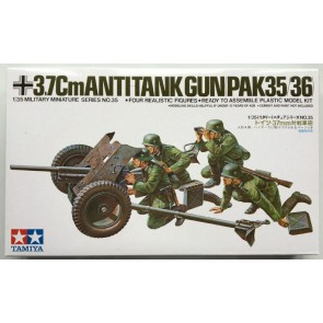 Nemški 35mm anti-tank top