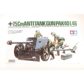 Nemški 75mm anti-tank top