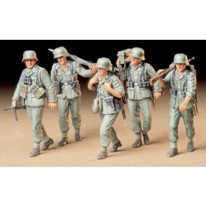 Nemški vojaki z mitraljezom