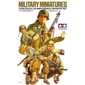 Set Ameriških vojakov v boju