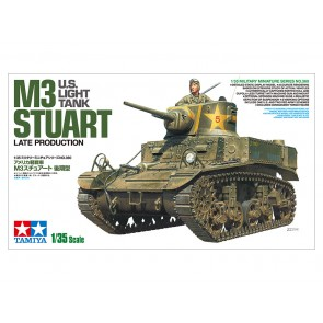 U.S. Light Tank M3 Stuart