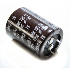 ELCO 10000uF / 63V 85'C