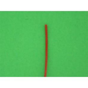 Rdeč silikonski kabel preseka 0,50mm