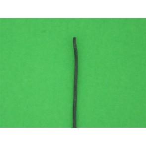 Črn silikonski kabel preseka 0,50mm