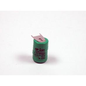 Industrijska 4,8V 80 mAh Ni-Mh polnilna GP baterija
