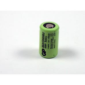 Industrijska 2/3AF 1100 mAh Ni-Mh polnilna GP baterija