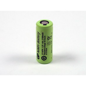 Industrijska 4/5 AF 2100 mAh Ni-Mh polnilna GP baterija