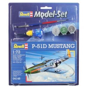 SET P-51D Mustang