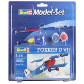 SET Fokker D VII