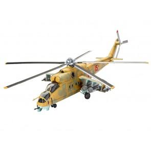 SET Helikopter Mil Mi-24D Hind