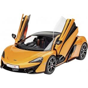 SET McLaren 570S