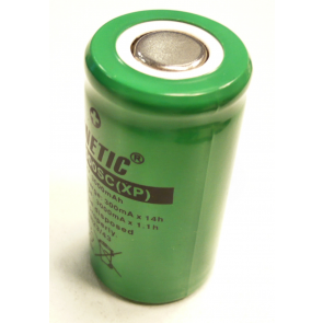 Industrijska SUBC 3000 mAh Ni-Mh polnilna baterija