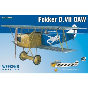 Fokker D.VII OAW Weekend edition