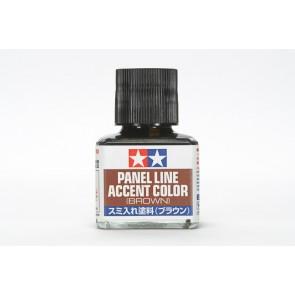 Panel Line Accent Color - Rjava
