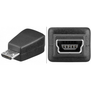 Adapter Mini USB na MICRO USB