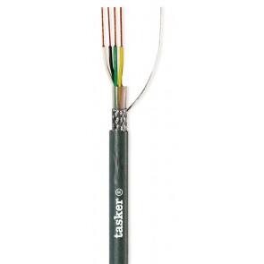 LiYCY kabel C243 (pleten in oklopljen) za podatkovni prenos in splošno elektroniko 4x0,14