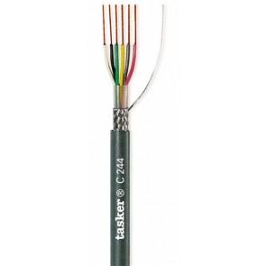 LiYCY C244 kabel pleten in oklopljen, za podatkovni prenos in splošno elektroniko 6X0.14