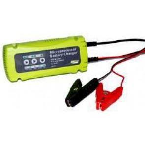 Inteligentni interaktivni 5 stopenjski mikroprocesorski polnilec DFC900N za 12V akumulatorje od 10 do 180 Ah (tudi za ciklične)