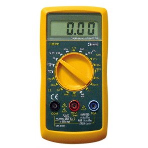 Digitalni multimeter EM391