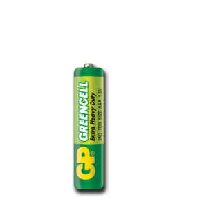 Greencell AAA GP baterija 24G (R03)