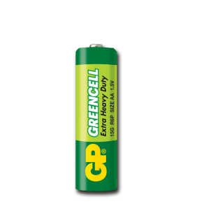 Greencell AA GP baterija 15G (R6P)