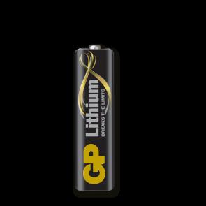AA Litijeva baterija 1,5 V GP Lithium