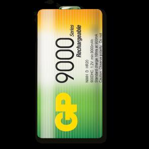 D 9000 mAh Ni-Mh polnilna GP baterija