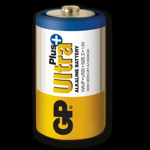 Ultra Alkalna Plus D GP baterija 13AUP (LR20)