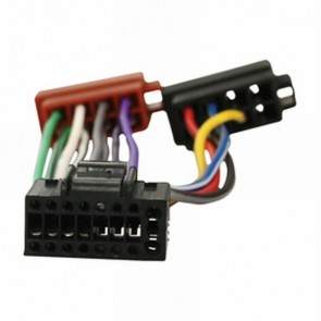ISO adapter KENWOOD 16P