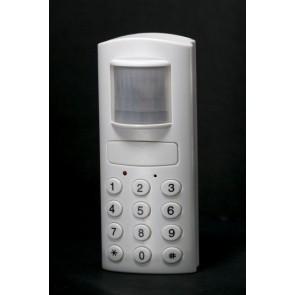 Mini alarm s senzorjem gibanja in telefonskim javljanjem