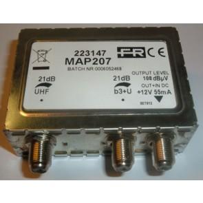 Antenski ojačevalec signala MAP207