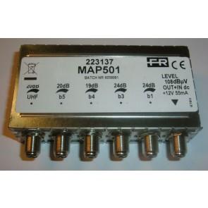 Antenski ojačevalec MAP501