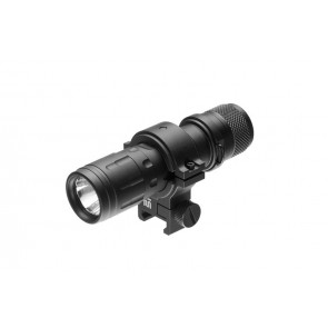 Taktična svetilka Mactronic M-Force MX-T155 (svetilni sistem za orožje, 155 lm, 3XAAA)