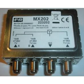 Mešalec - Atenuator Fracarro MX202
