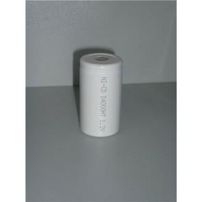 Industrijska D 4000 mAh Ni-Cd polnilna baterija