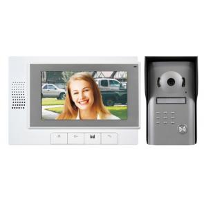 Video domofon z zaslonom in barvno kamero