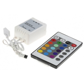 RGB kontroler z IR daljincem