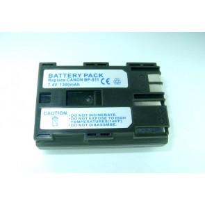 Baterija za digitalne kamere Canon ( BP-508, BP-511, BP-512, BP-