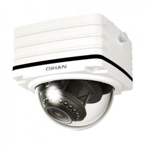 Kupolasta IR kamera (IP66) odporna na vandalizem (senzor Sony Super HAD II/OSD 650TVL)