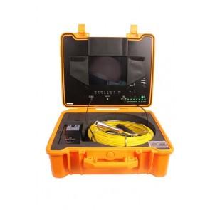 Inšpekcijska kamera (Videoskop/Video-endoskop) za pregled inštalacij ABS + DVR