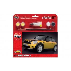 SET Mini Cooper S